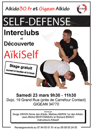 interclubs aikiself gigean-marguerittes 230319R