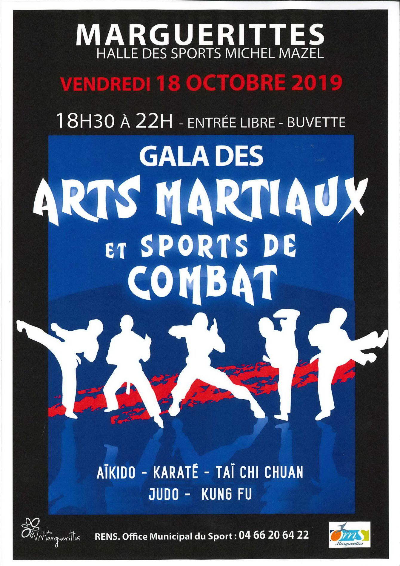 Gala des Arts Martiaux