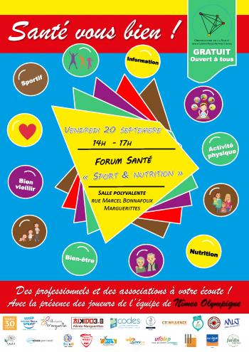 affiche forum ccas marguerittes – partenaires (1)